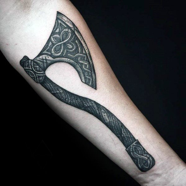 Axe Tattoos 0034