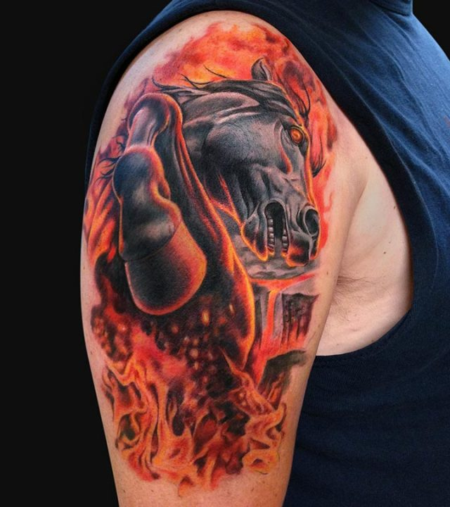 Famous Fire Tattoos09