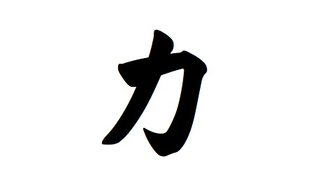 Lovely Strength Symbol Tattoos