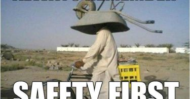 Safety Meme Always remember safety first