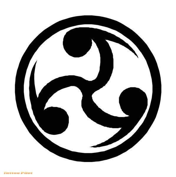 Traditional Strength Symbol Tattoos