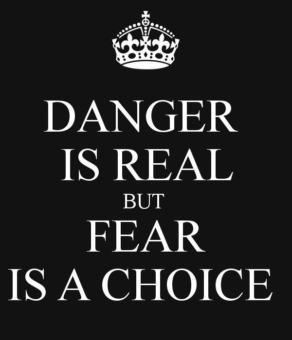 Attractive Danger Quotes