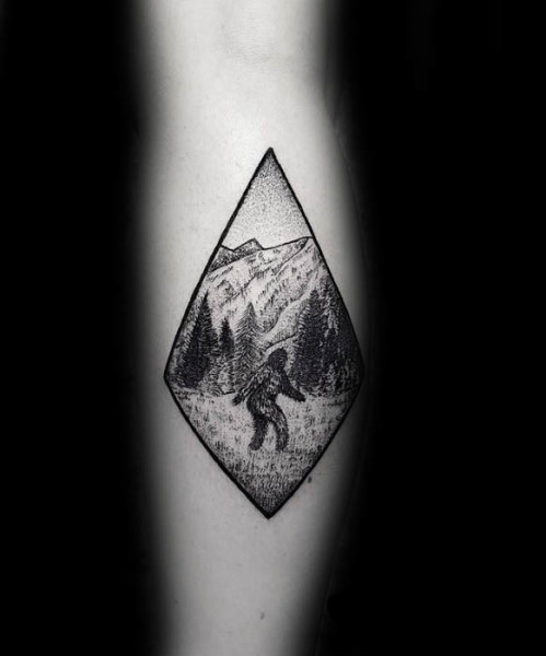 Bigfoot Tattoos 0205