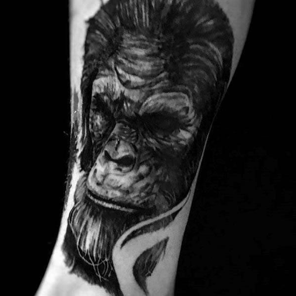 Bigfoot Tattoos 0216