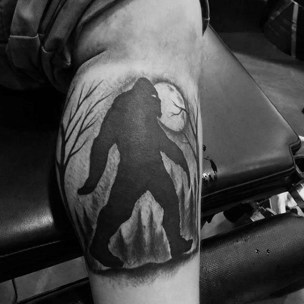 Bigfoot Tattoos 0221