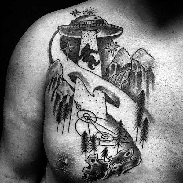 Bigfoot Tattoos 0240