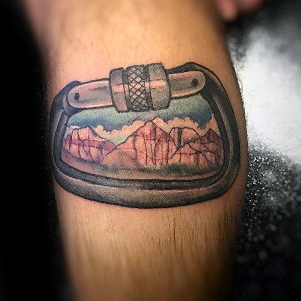 Climbing Tattoos Idea Designs for Tattoos Lover 09