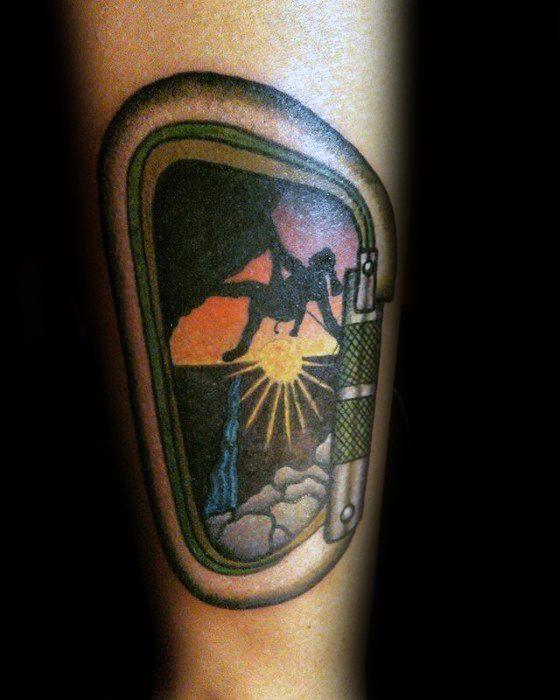 Climbing Tattoos Idea Designs for Tattoos Lover 37