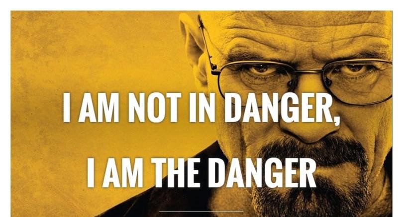 Cute Danger Quotes