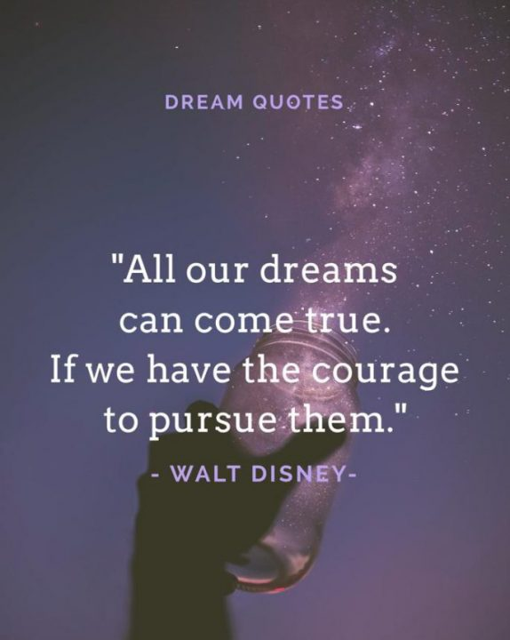 Dream Quotes 0101