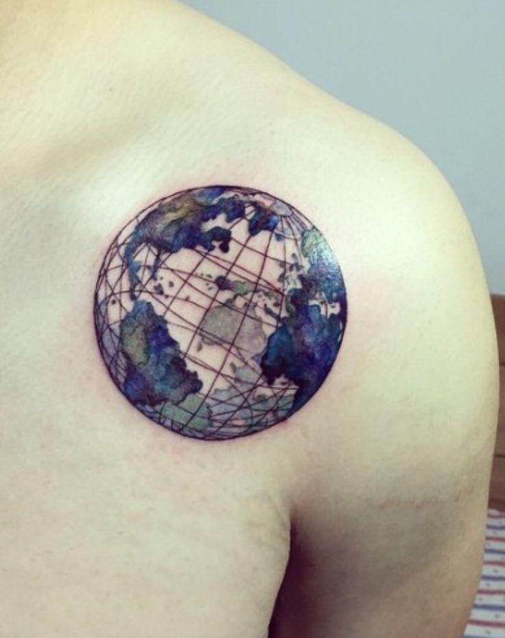 Earth Tattoos