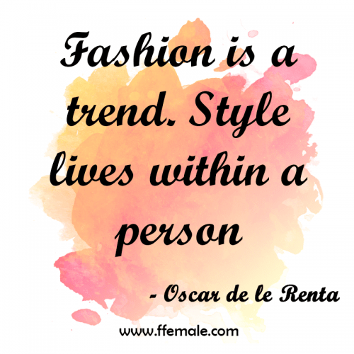 #Fashion Quotes 18
