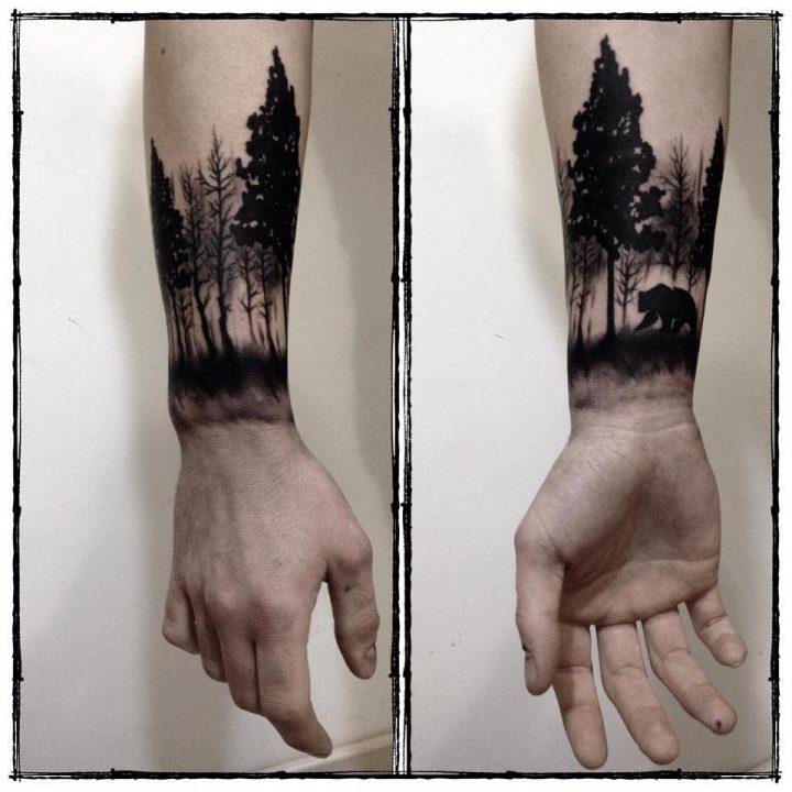 Forearm Tattoos Design & Ideas For Boys & Girls 0004