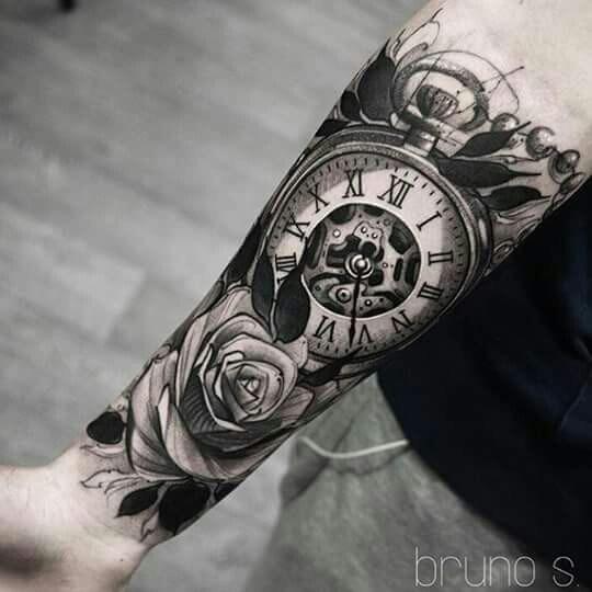 Forearm Tattoos Design & Ideas For Boys & Girls 0012