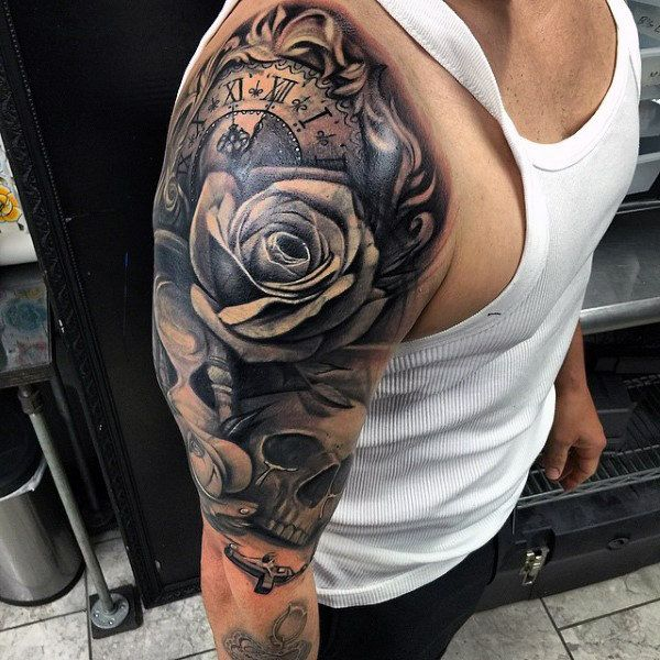 Half Sleeve Tattoos Design & Ideas Images Best On Google 0010