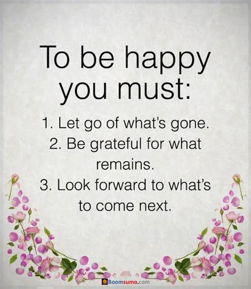 Happy Quotes to be happy must