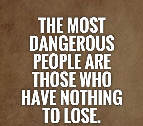 Horrible Danger Quotes