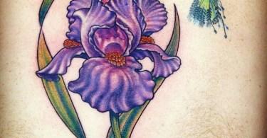 Iris Tattoos