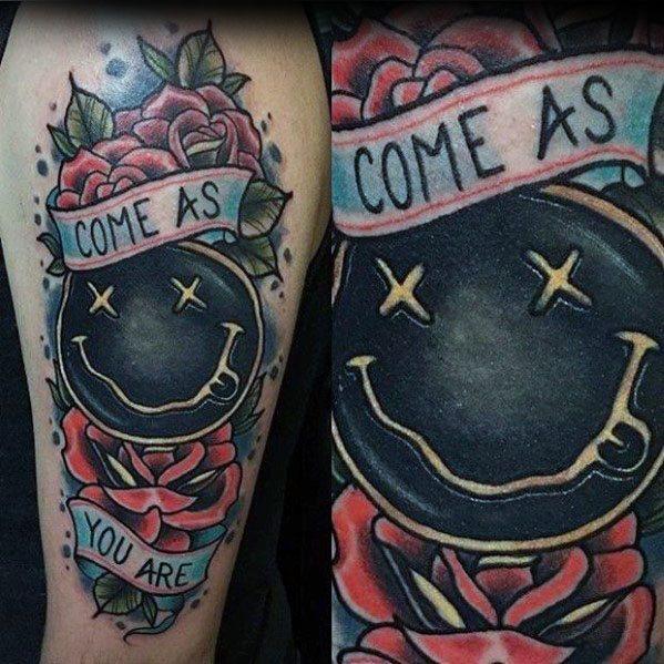 Nirvana Tattoos 0007