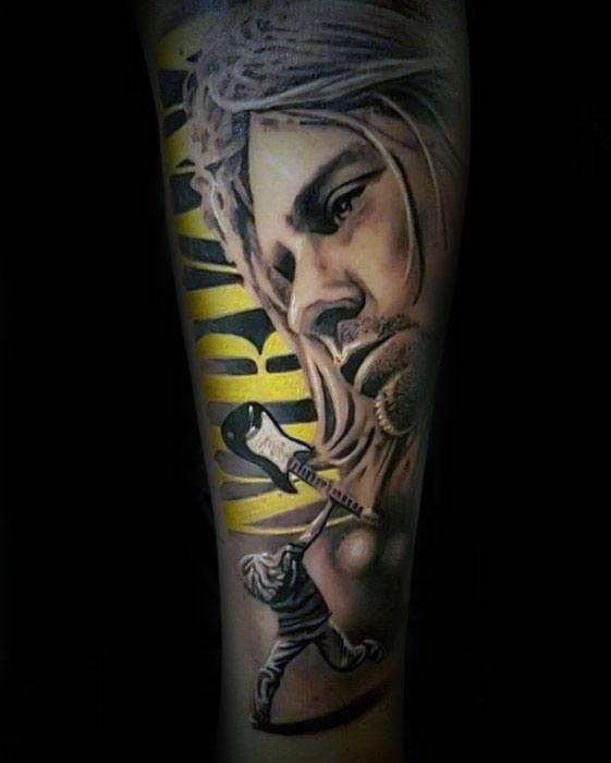 Nirvana Tattoos 0038