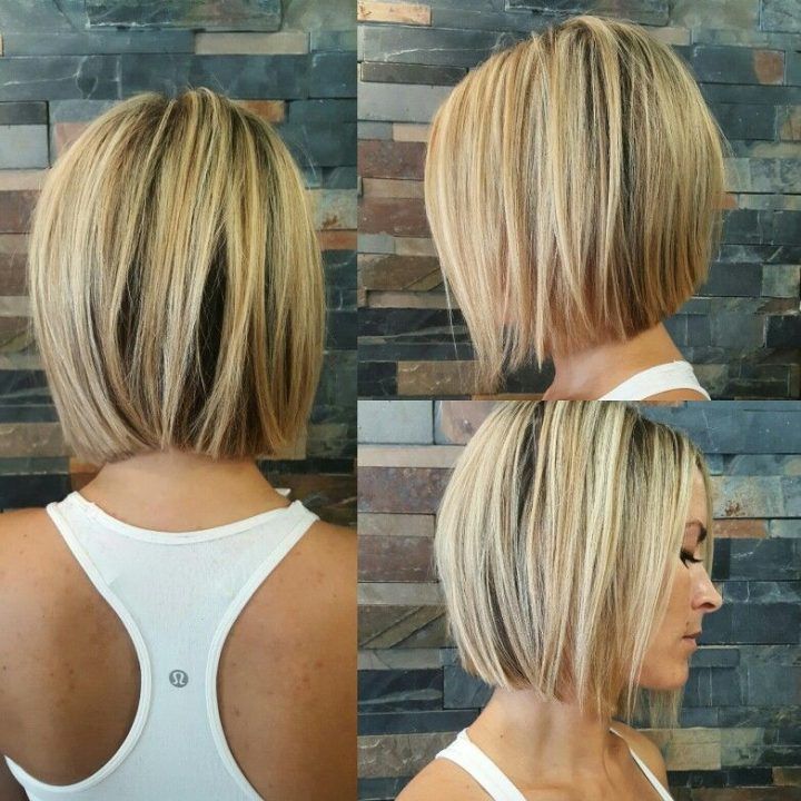 Short Hair Styles Design Idea for Women & Girls 0027