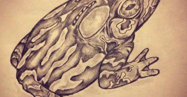 Toad Tattoos