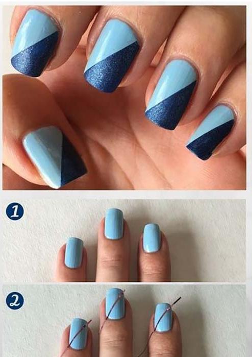 realistic nail design