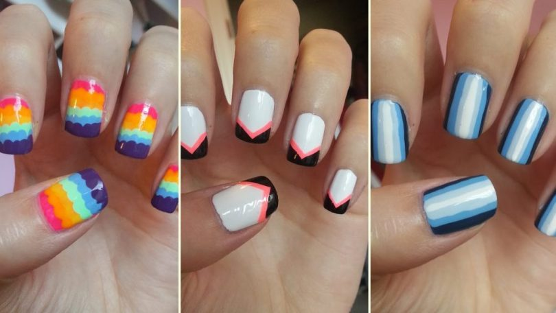 superb nail art