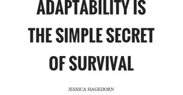 Adaptability Quotes