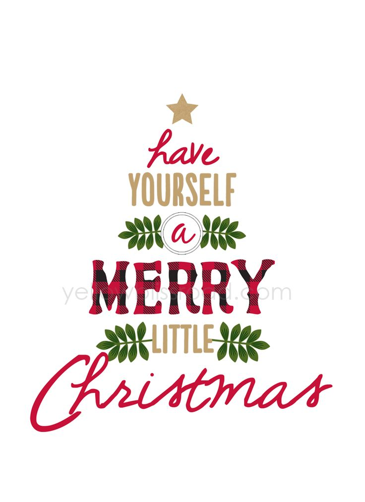 46 Cute Christmas Quotes & Sayings Collection | PICSMINE