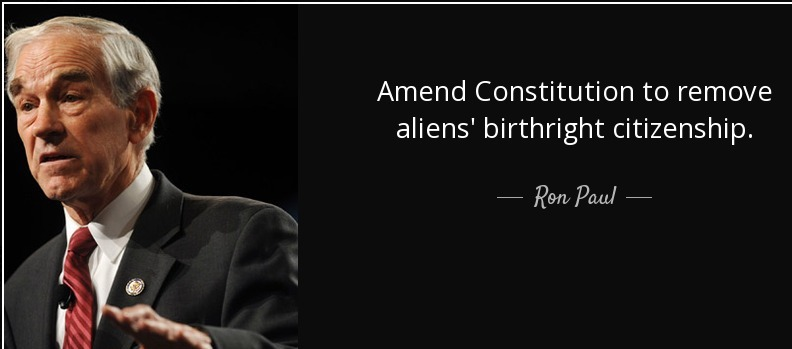 Citizenship quotes, Sayings And Quotations amend constitution to remove aliens'