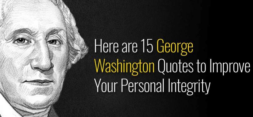 Citizenship quotes, Sayings And Quotations here are 15 George Washington