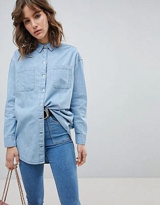 Denim Outfit Styles For Women's 08