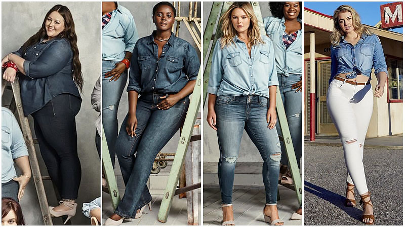 Denim Outfit Styles For Women's 45