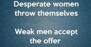 Desperate Women Quotes Gallery