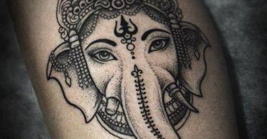 Ganesh Tattoos
