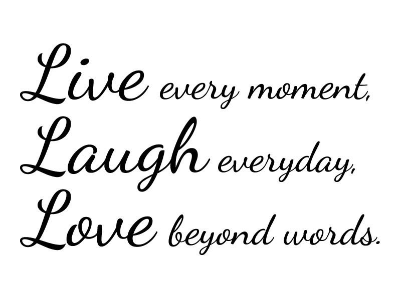Live Sayings