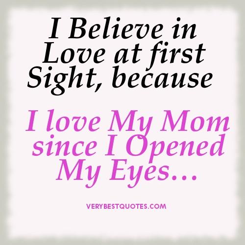 Mom Quotations