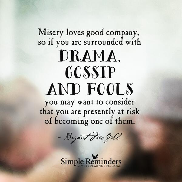 30 Quotes About Staying Away From Drama Sayings Images Picsmine