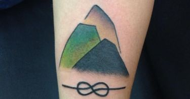 Rock Climbing Tattoos