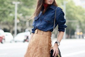Skirt Outfits Styles For Cute Girls 05