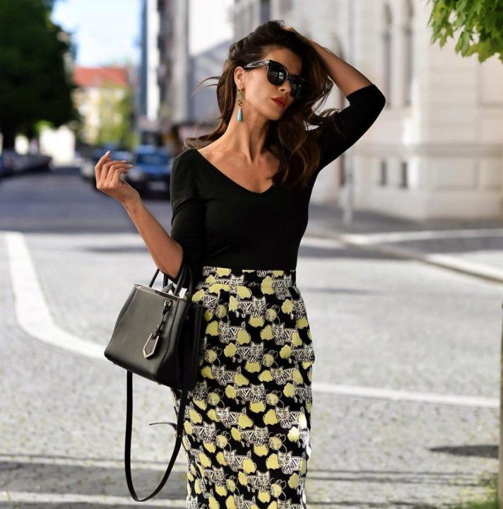 Skirt Outfits Styles For Cute Girls 14