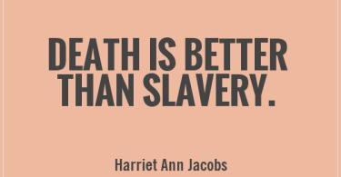 Slavery Sayings