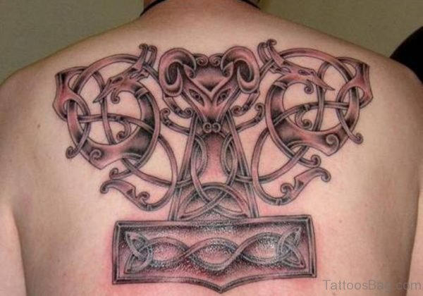 Alluring Back Tattoos For Boy's And Girls 01