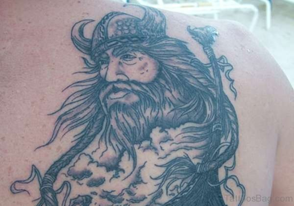 Alluring Back Tattoos For Boy's And Girls 53