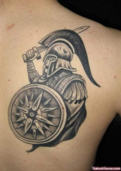 Alluring Back Tattoos For Boy's And Girls 56