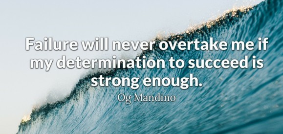 Motivational Success Quotes, Saying and Quotations images failure will never overtake me if my