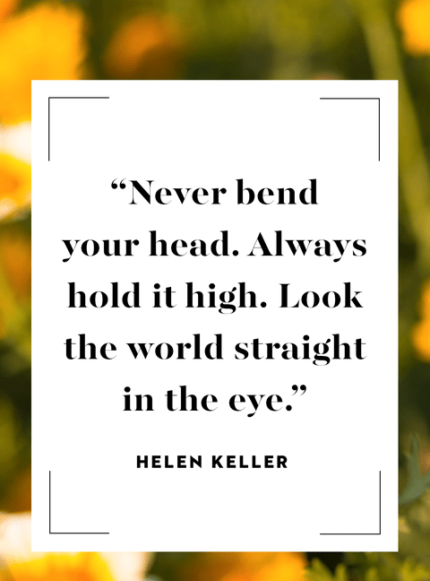 Motivational Success Quotes, Saying and Quotations images never bend your head. always hold it high.