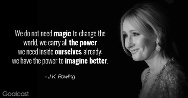 Top  J.K. Rowling Quotes