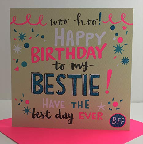 Best Friends Birthday Cards Wishes, Greetings & Images 02